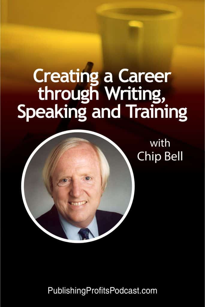 Creating a Career Chip Bell pin image