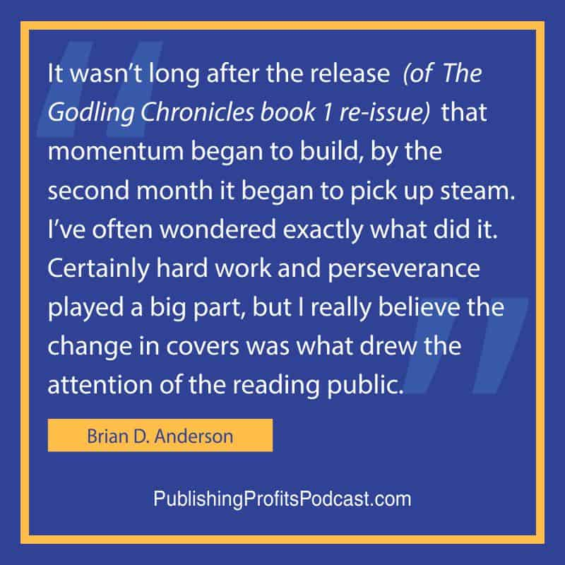 Creating an Indie Publishing Plan with Brian D Anderson