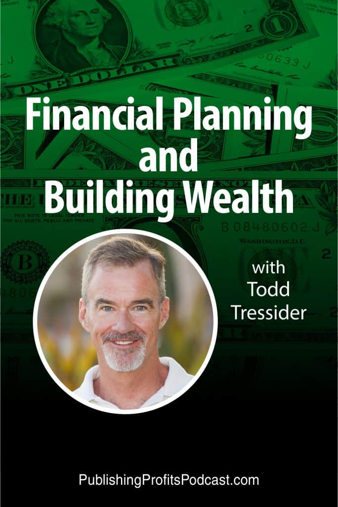 Financial Planning Todd Tressider pin image