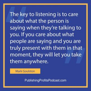 How to Communicate Better Mark Goulston quote image