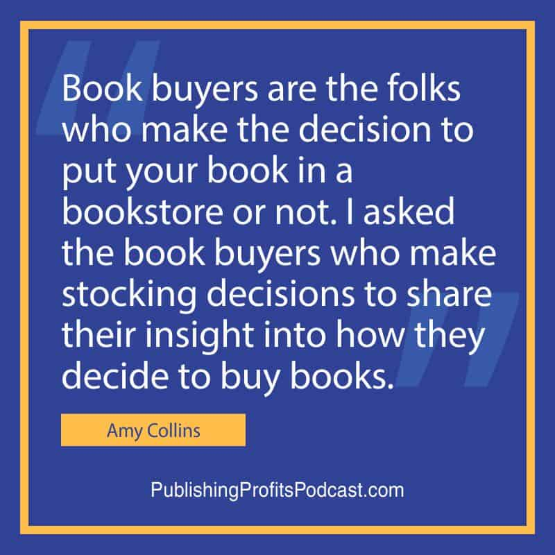 How to Get Your Books with Amy Collins quote image