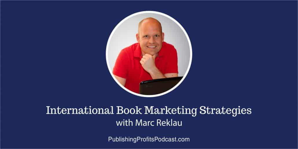 International Book Marketing Marc Reklau header