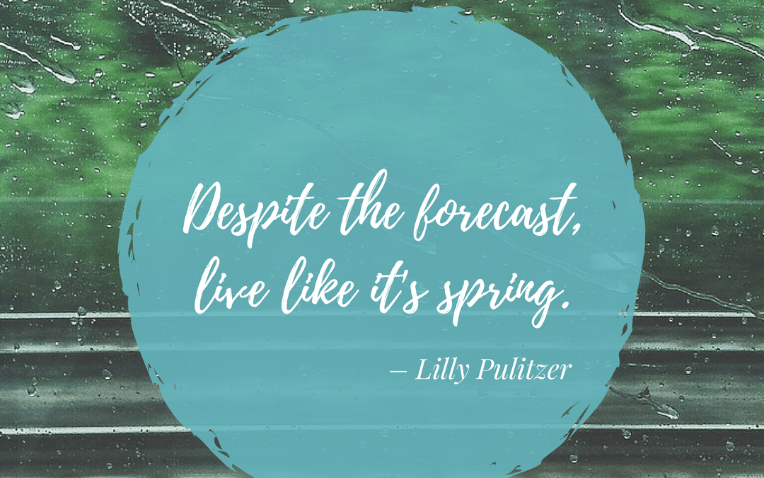 17 Spring Quotes to Inspire You