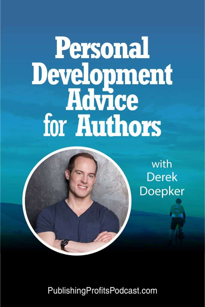 Personal Development Advice Derek Doepker pin image