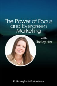 Power of Focus Shelley Hitz pin image