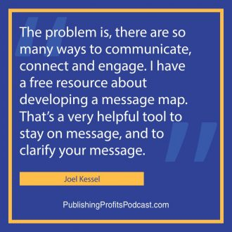 Public Relations Strategy Joel Kessel quote