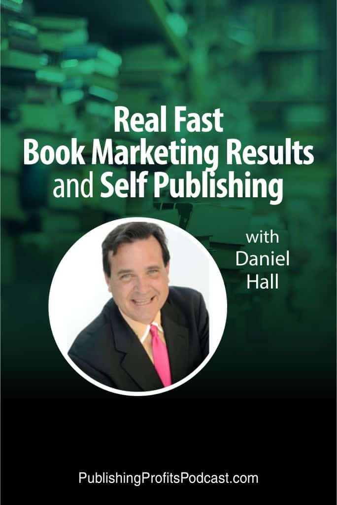 Real Fast Book Marketing Results Daniel Hall header pin image