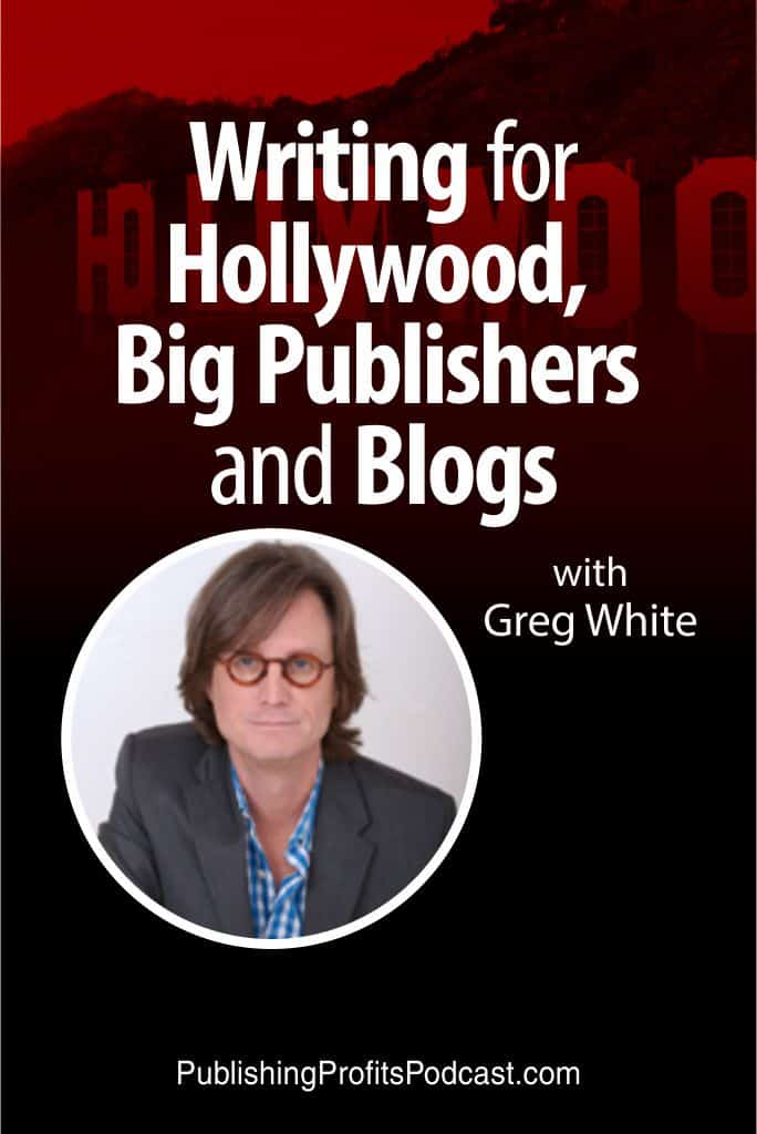 Writing for Hollywood Greg White pin image