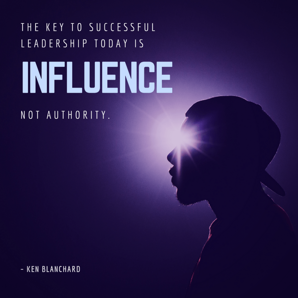 Ken Blanchard influence