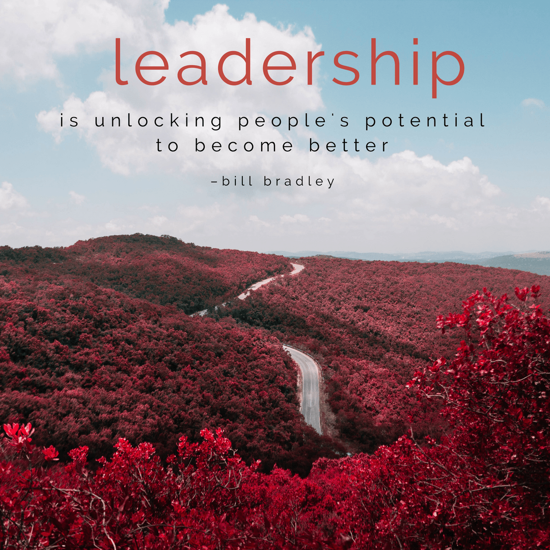 Bill Bradley on leadership