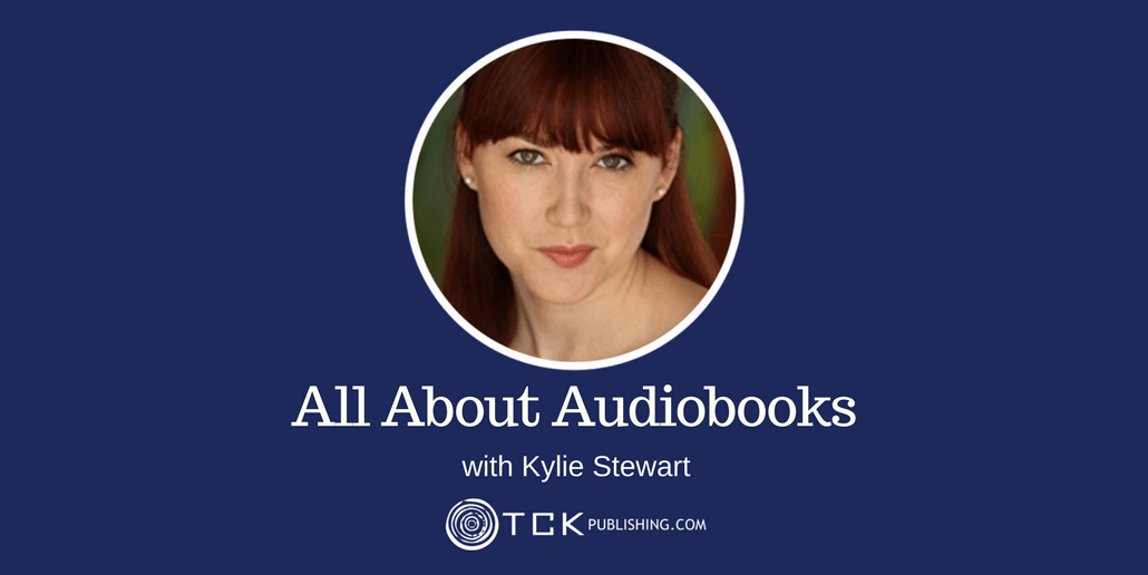 137: Audiobook Narration Tips with Kylie Stewart