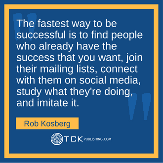 Rob Kosberg quote