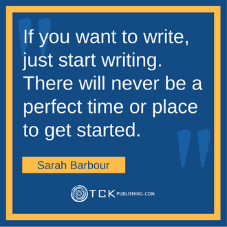 Sarah Barbour quote