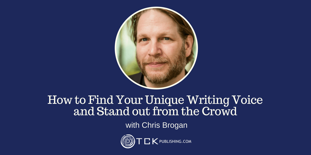 147: How to Find Your Unique Writing Voice and Stand out from the Crowd with Chris Brogan