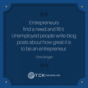 Chris Brogan quote