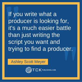 Ashley Scott Meyer quote