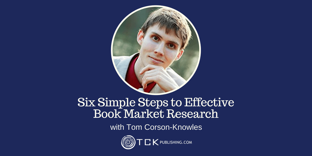 steps for effective market research for books