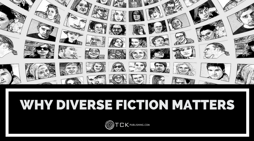 Why Diverse Fiction Matters