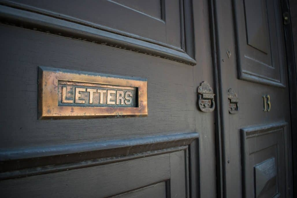 building blocks of a professional letter 13