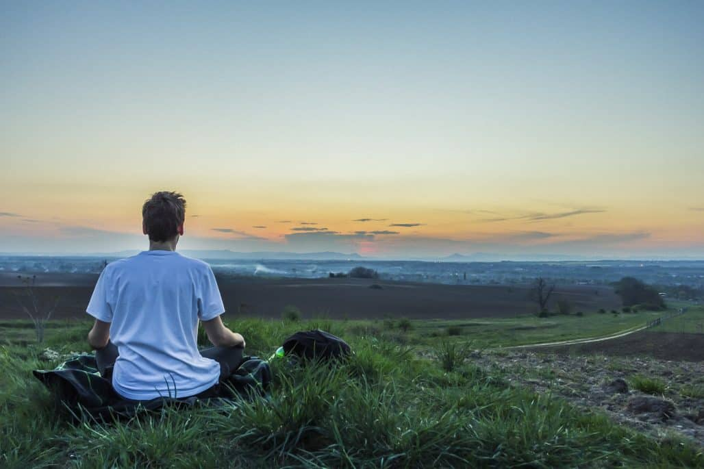 steps to start meditation