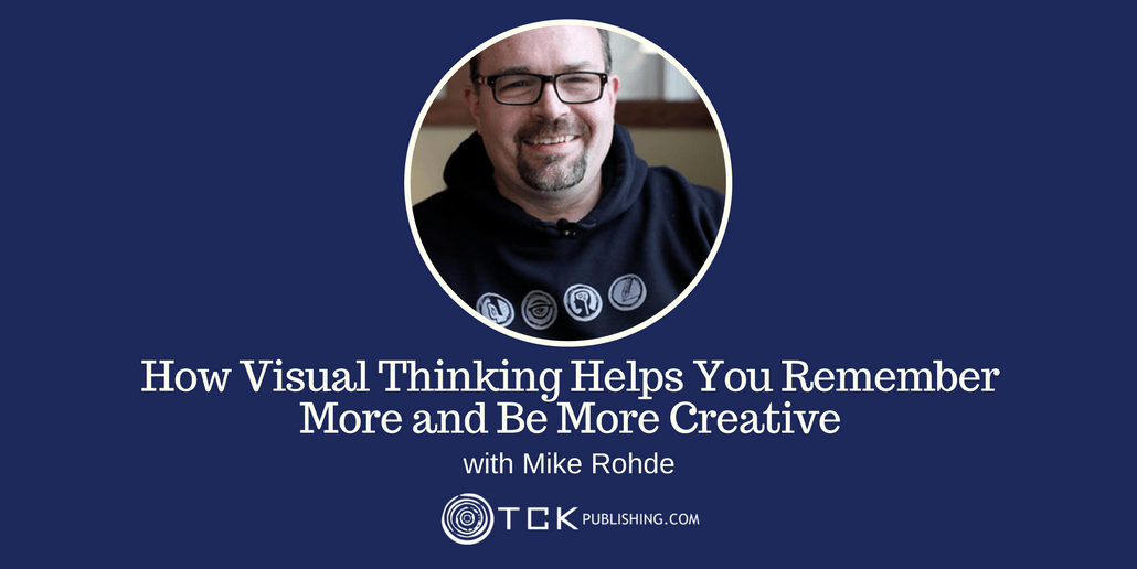 how visual thinking affects creativity and memory with Mike Rohde