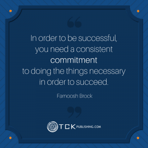 Farnoosh Brock quote