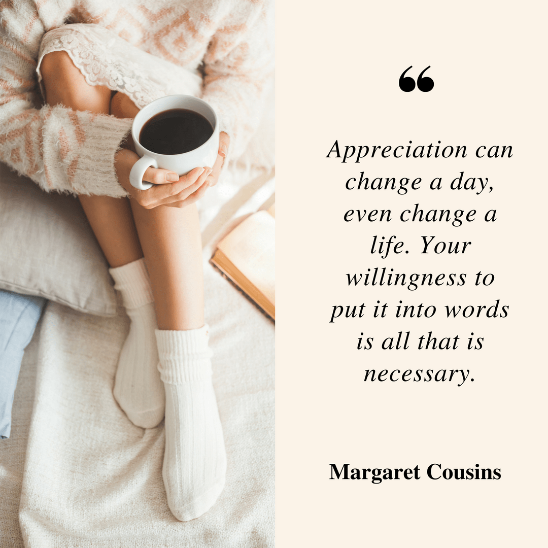 quotes by margaret cousins