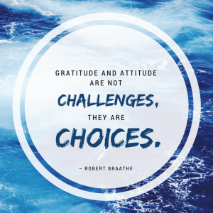 Robert Braathe quote on gratitude