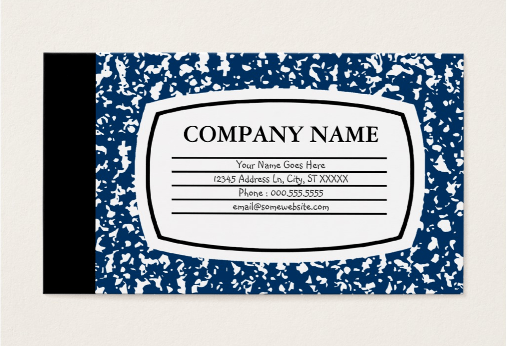 custom business cards zazzle