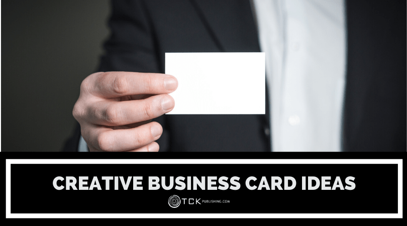 business card ideas header image