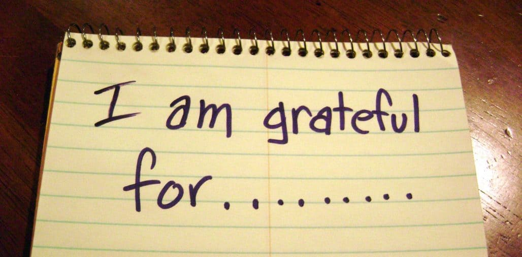 "have a weekly ""gratitude date"" for better relationship"