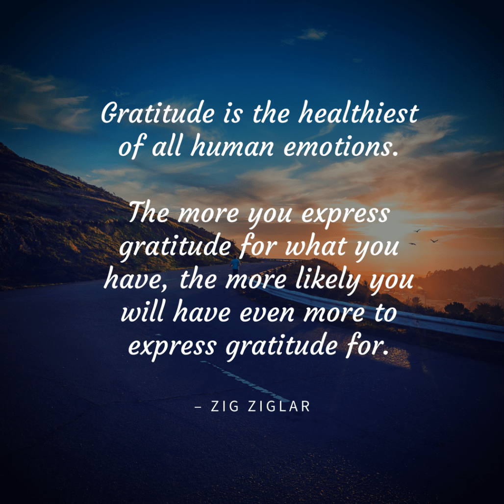 Inspirational Quotes About Gratitude: 33 Quotes To Help You Experience More Gratitude