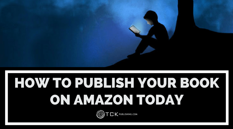 how to publish your book on Amazon