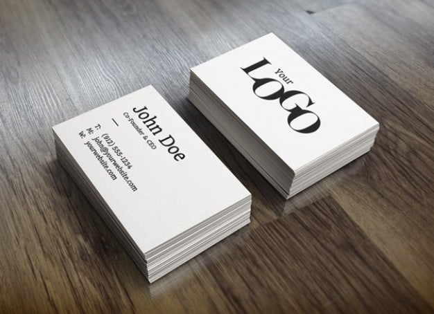 author business cards are portable and inexpensive - Inexpensive Business Cards