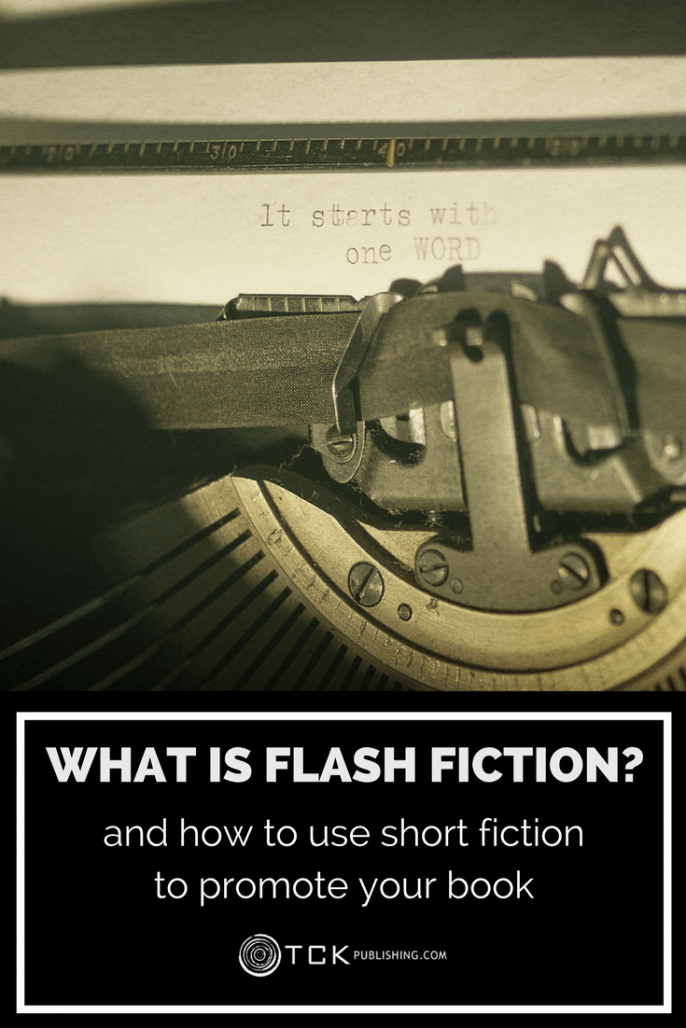 what is flash fiction  and how to use short fiction to promote your book