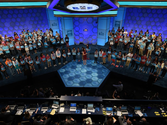 The 2017 Scripps National Spelling Bee competition and how to spell like a champion