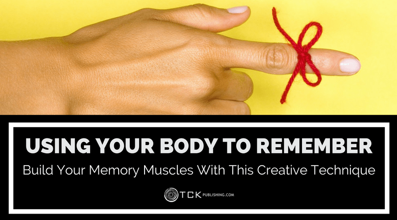 How to Improve Your Memory: A Simple Memory Technique That Allows You to Remember Important Things Faster