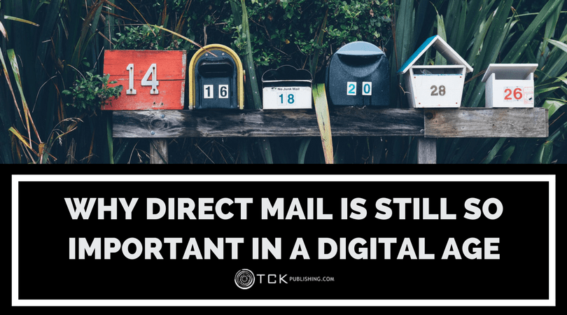 the importance of direct mail in the digital age