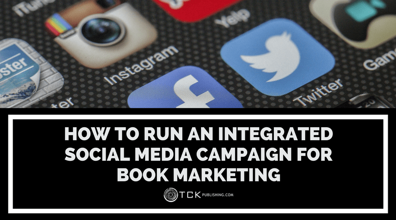 integrated social media marketing for books using twitter, facebook, and youtube