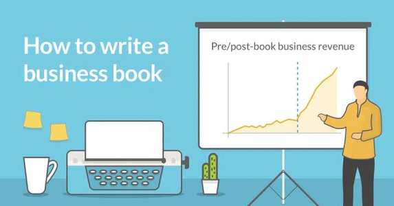 learn how to write a business book