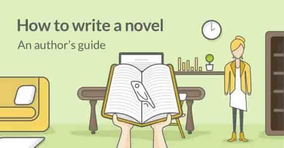 How to Write a Novel Image