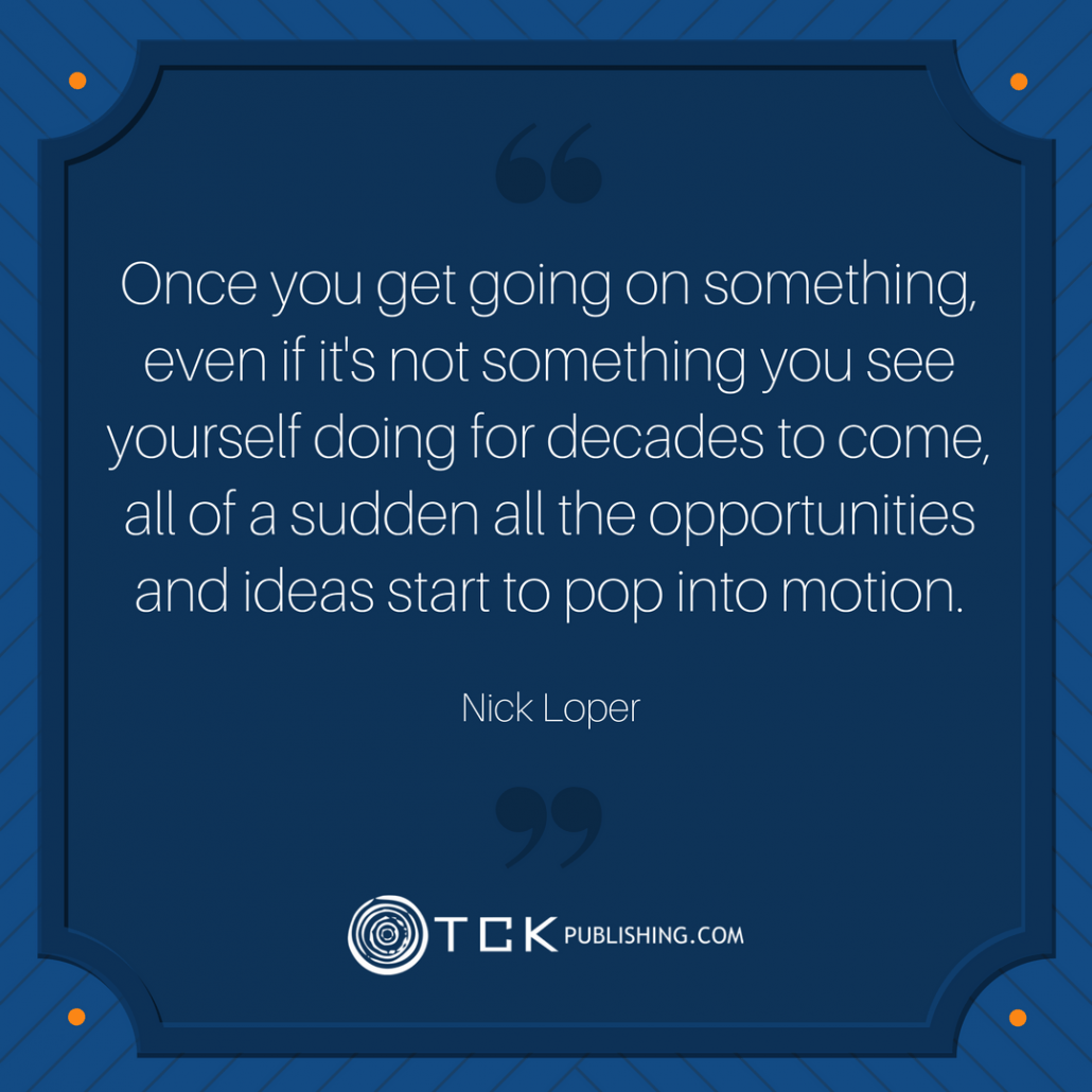 Nick Loper quote