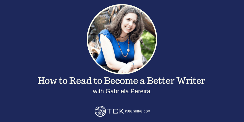 How to read to become a better writer with Gabriela Pereira