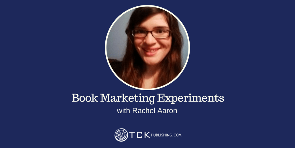 book marketing experiments with Rachel Aaron