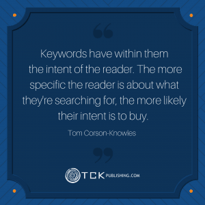 how to use keywords to reach your audience