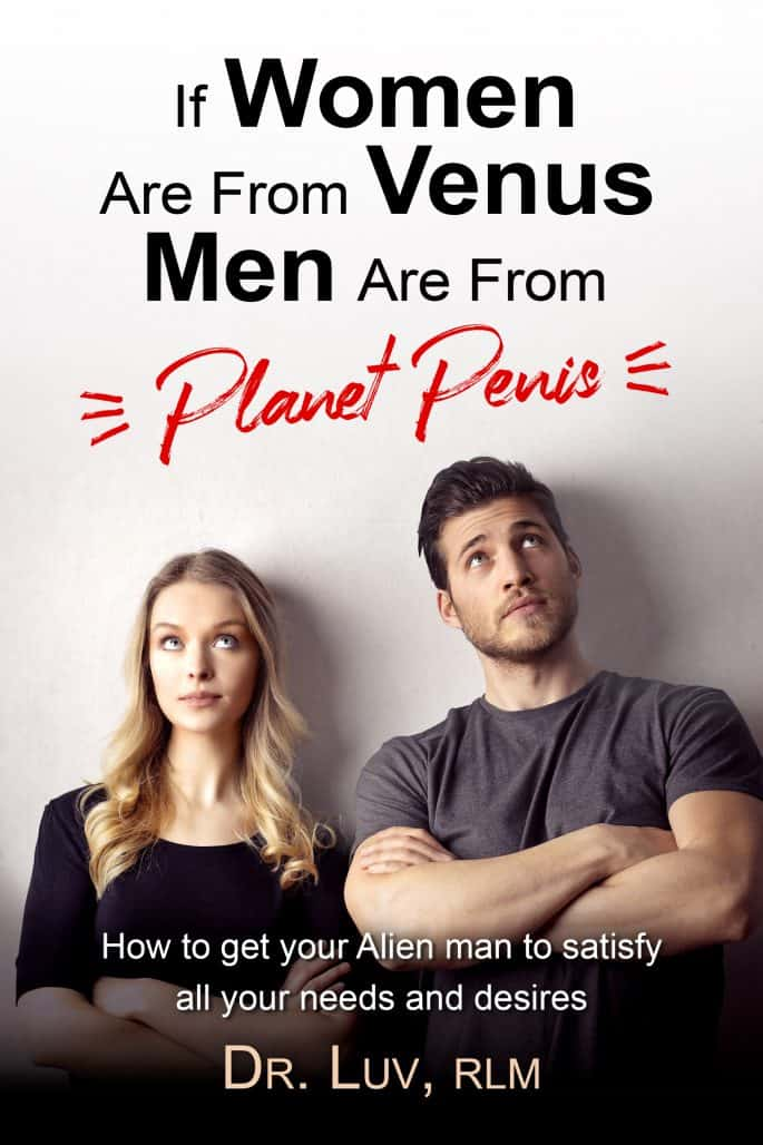 Women From Venus Relationship Book Cover image
