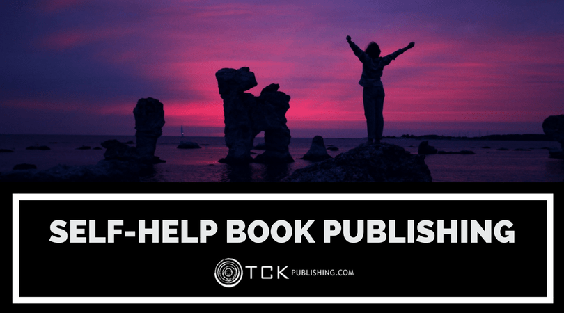 how to get your self-help book published