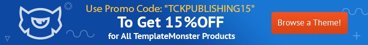 template monster affiliate discount wordpress templates for authors