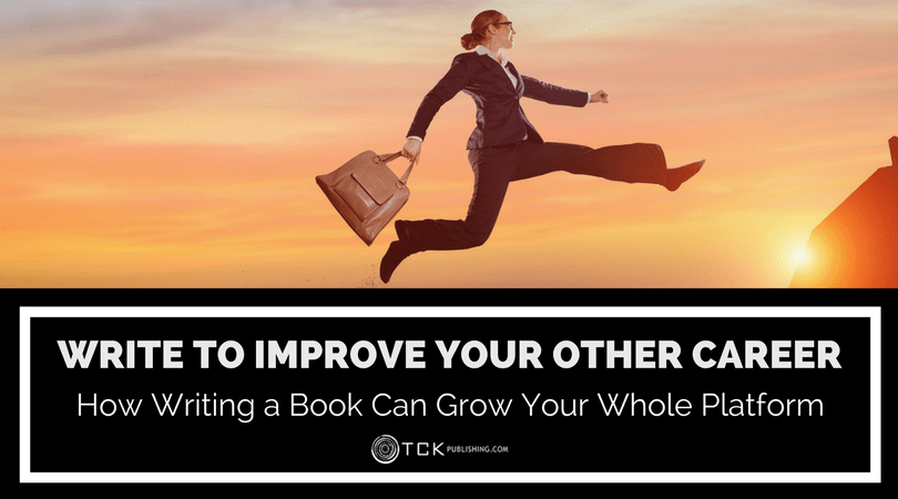 how writing a book can boost your career
