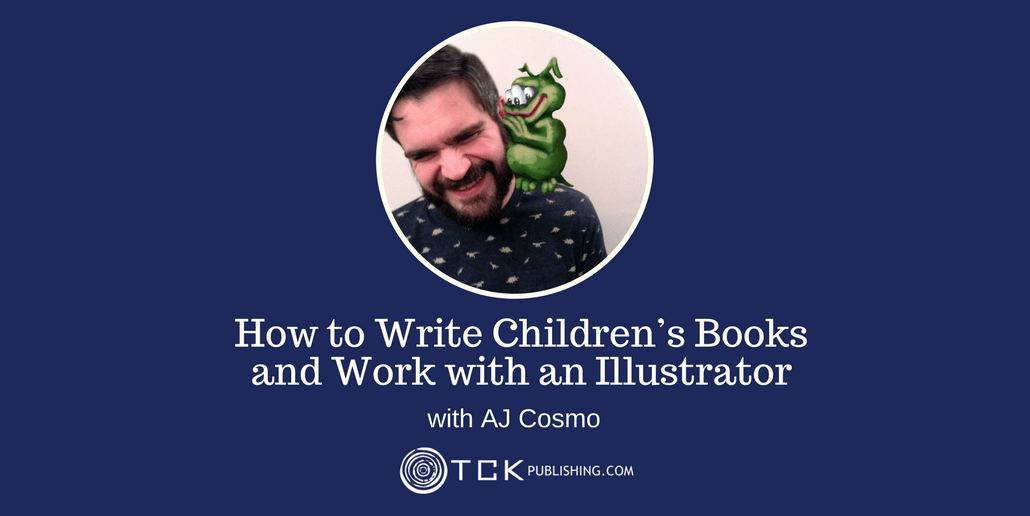 169: How to Write Children's Books and Work with an Illustrator with AJ Cosmo